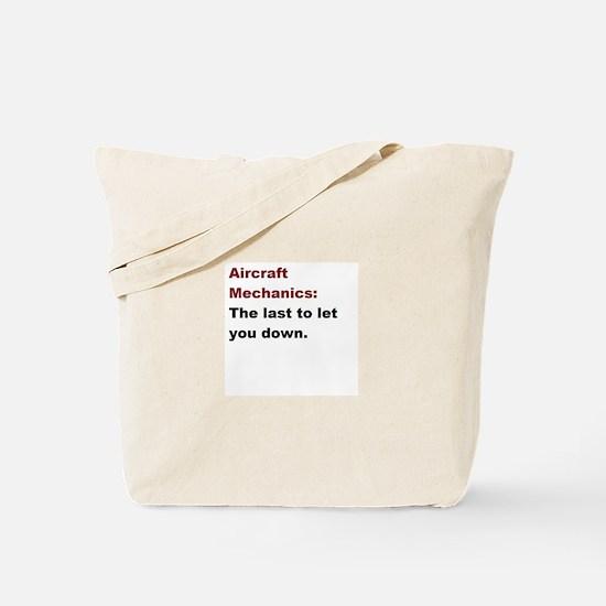 aircraft mech design 1 Tote Bag