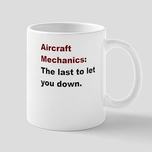 aircraft mech design 1 Mug