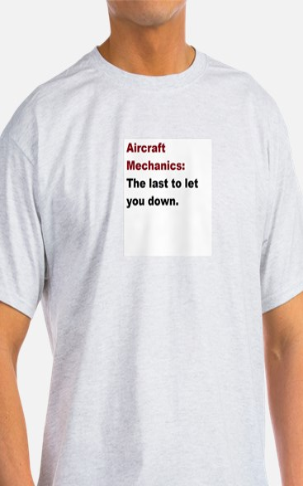 aircraft mech design 1 T-Shirt