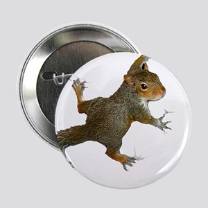 """Hang On Baby Rowdy"" 2.25"" Button"