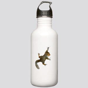 """Hang On Baby Rowdy"" Stainless Water Bottle 1.0L"
