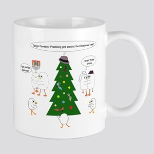 Christmas for Tango Fanatics Mug