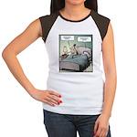 Goodnight Honey Women's Cap Sleeve T-Shirt