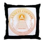 Eye of Providence 3 Throw Pillow