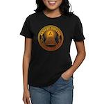 Eye of Providence 3 Women's Dark T-Shirt