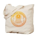 Eye of Providence 3 Tote Bag
