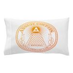 Eye of Providence 3 Pillow Case
