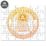 Eye of Providence 3 Puzzle