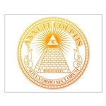 Eye of Providence 3 Small Poster