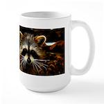 Electric Raccoon Large Mug