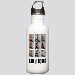 call of doodie Stainless Water Bottle 1.0L