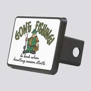 Gone Fishing - Hunting Sea Rectangular Hitch Cover