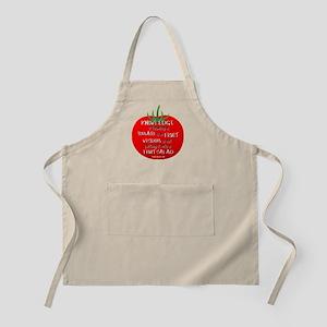 Tomato Smarts Apron