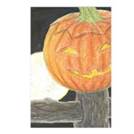 Jack-o-the-Moon Postcards (Package of 8)