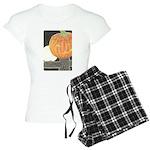 Jack-o-the-Moon Women's Light Pajamas