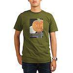 Jack-o-the-Moon Organic Men's T-Shirt (dark)