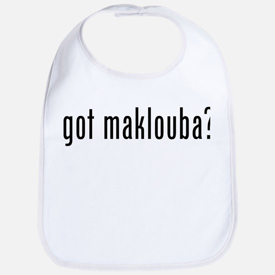 got maklouba? Bib