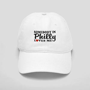 Somebody in Philly Loves Me Cap
