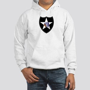 3rd Brigade, 2nd Infantry Division Hooded Sweatshi