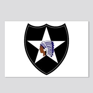 3rd Brigade, 2nd Infantry Division Postcards (Pack