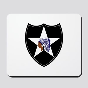 3rd Brigade, 2nd Infantry Division Mousepad