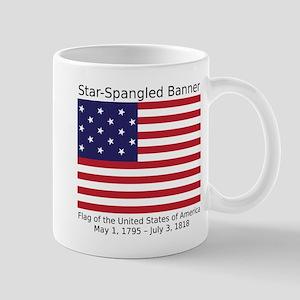 Star-Spangled Banner (Light) Mug