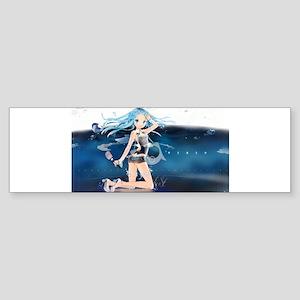 Pixiv anime painting Sticker (Bumper)