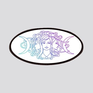 Triple Goddess Patches