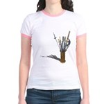 Swords in Stand Jr. Ringer T-Shirt