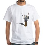 Swords in Stand White T-Shirt