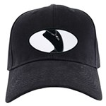 Coach Whistle on Neck Model Black Cap