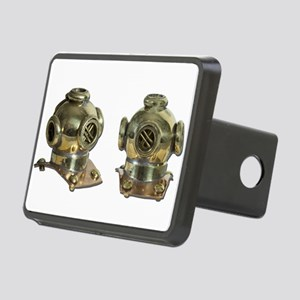 Diving Helm Rectangular Hitch Cover