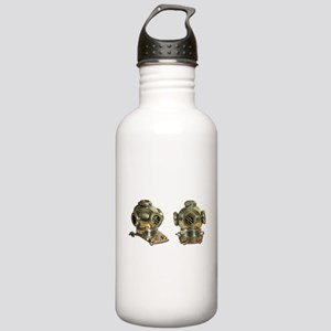 Diving Helm Stainless Water Bottle 1.0L