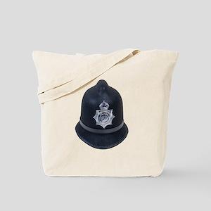 Police Bobby Hat Tote Bag