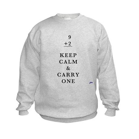 carry one Kids Sweatshirt