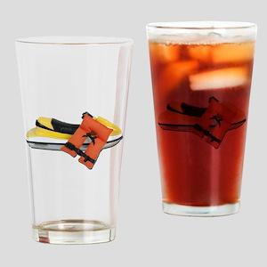 Life Vest Jet Ski Drinking Glass