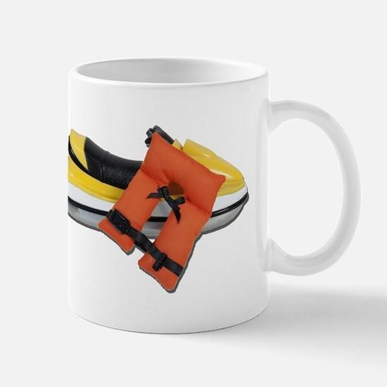Life Vest Jet Ski Mug