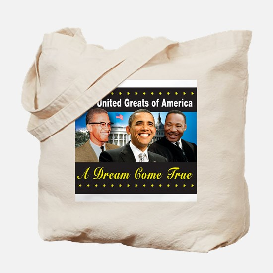The United Greats Of America Tote Bag