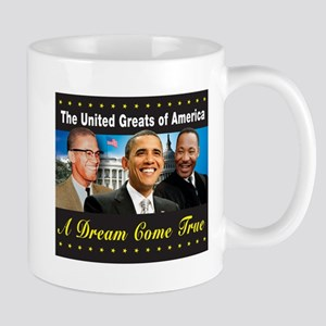 The United Greats Of America Mug