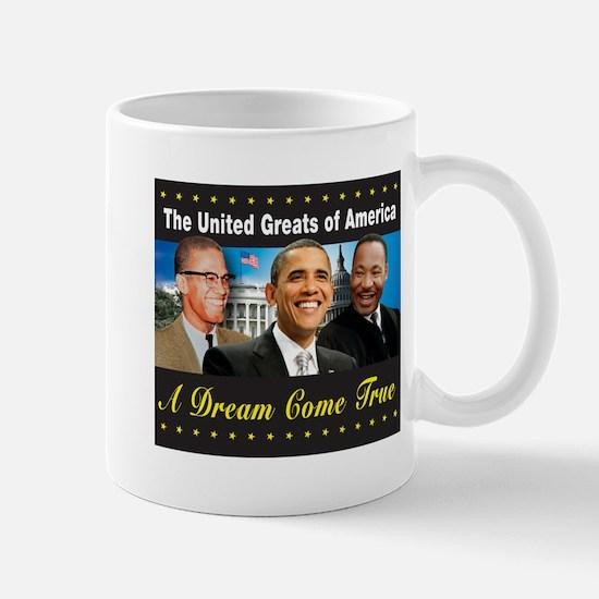 The United Greats Of America Mug