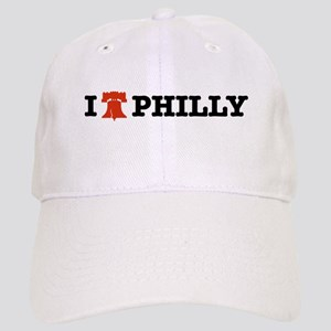 I Love Philly (Liberty Bell) Cap