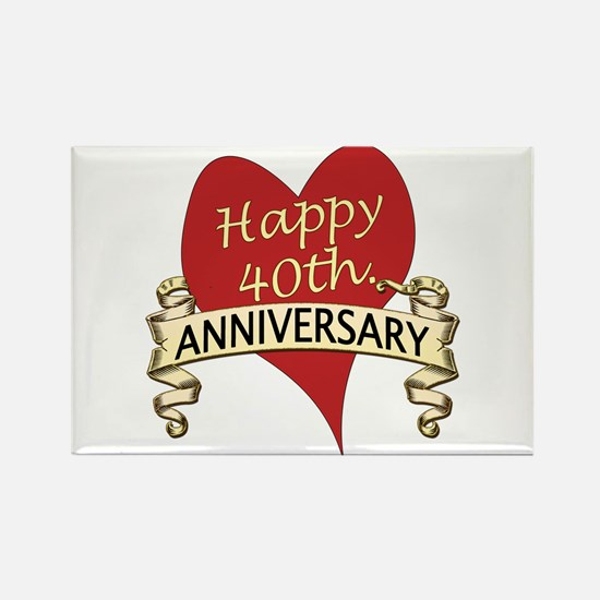 Funny Anniversary Rectangle Magnet