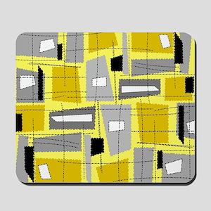 Mid-Century Modern Design Mousepad