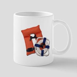 Life Preserver Life Vest Mug