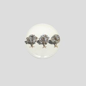 Money Trees Mini Button