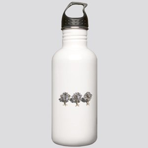 Money Trees Stainless Water Bottle 1.0L