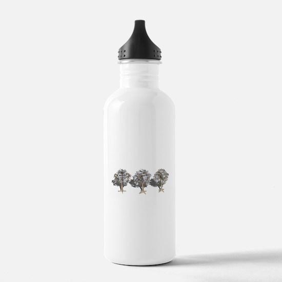 Money Trees Water Bottle