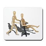 Office Chair Race Mousepad