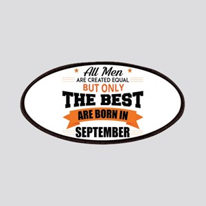 The Best Are Born In September Patch