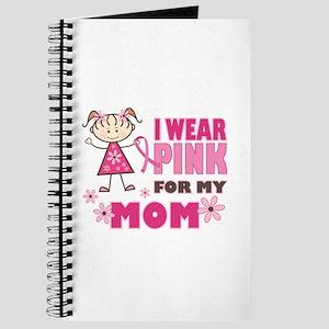 Wear Pink 4 Mom Journal